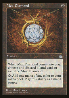 Mox Diamond